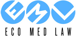 ECO-MED-LAW Logo
